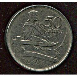 Läti 50 santimu 1922, 20...