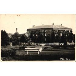 Pärnu:Park ja maja, enne 1937