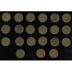 NSVL 5 kopikaste müntide...