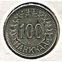 Soome 100 marka 1956,...