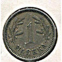 Soome 1 mark, 1 markka...