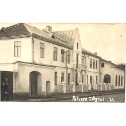 Rakvere: II algkool, enne 1940