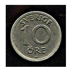 Rootsi 10 ööri 1925, VF