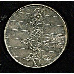 Soome 10 marka 1971, X EM...