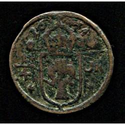 Rootsi 1/4 ööri 1634, VF