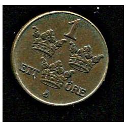 Rootsi 1 öör 1934, VF+