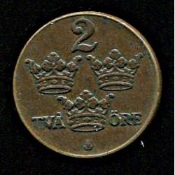 Rootsi 2 ööri 1933, VF++