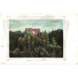 Tartu:Toome varemed, enne 1905