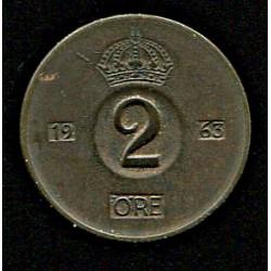 Rootsi 2 ööri 1963, VF