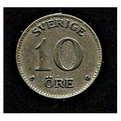 Rootsi 10 ööri 1930, VF,...