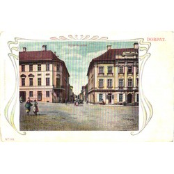 Tartu:Rüütli tänav, enne 1905