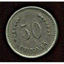 Soome 50 penni 1929, 50...