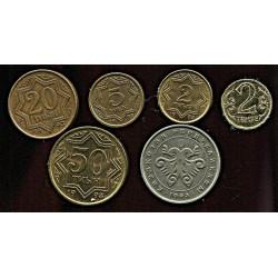 Kasahhi mündikomplekt:2, 5,...