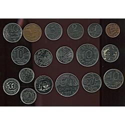 Brasiilia müntide...
