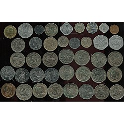 Suurem India müntide...