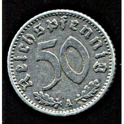 Saksamaa 50 reichpfennig...