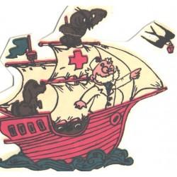 Doktor Aibolit laeval koera...