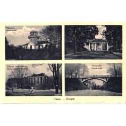 Tartu:Tähetorn, Toome sild,...