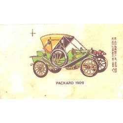 Vesikleepekas auto Packard...
