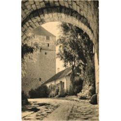 Kuressaare loss, enne 1945