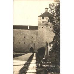 Kuressaare loss, enne 1940