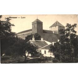 Kuressaare loss, 1920