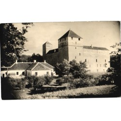 Kuressaare loss, enne 1935