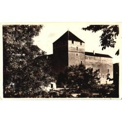 Kuressaare loss, enne 1929