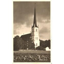 Türi kirik, enne 1940
