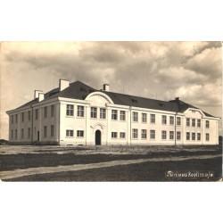 Türi koolimaja, enne 1940