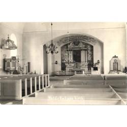 Paide:Kiriku sisevaade ja...