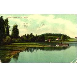 Nüpli järve kallas, enne 1920
