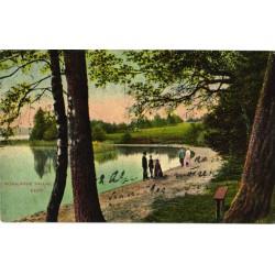 Pühajärve kallas, enne 1909