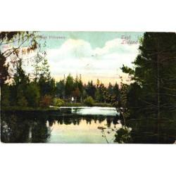 Enge Pööravere, järv, enne...