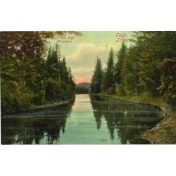 Pulga jõgi Vändras, enne 1920