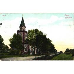 Tori kirik, enne 1912
