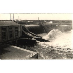 Hüdroelektrijaam kusagil...