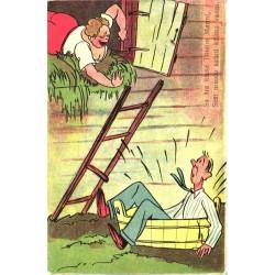 Vihane naine viskas mehe...