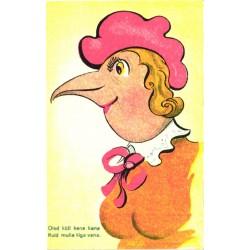 Naine on kena kana, enne 1940