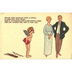 Amor mehe ja naisega, enne...