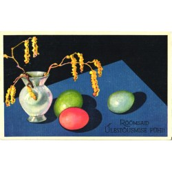 Lillevaas munadega, enne 1940