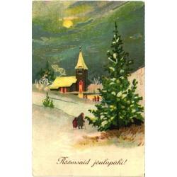 Jõuluaegne kutsuv kirik,...