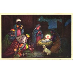 Colombo:Jeesuse sünd, 3...