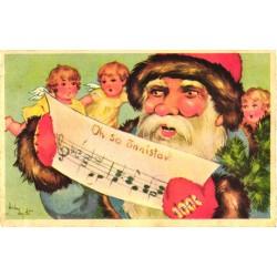 Ada Lydi:Jõuluvana laulab,...
