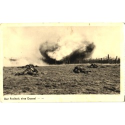 Saksa sõdurid lahingus,...