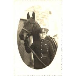 Läti allohvister hobusega,...