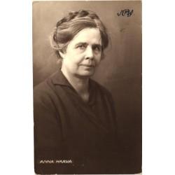 Luuletaja Anna Haava, 1928