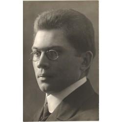Kirjanik Friedebert Tuglas,...