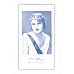 Miss Estonia 1931 Lilli...