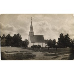 Läti:Valka kirik, enne 1920